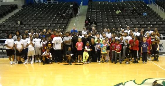 Stair South Youth Basketball Clinic a Success