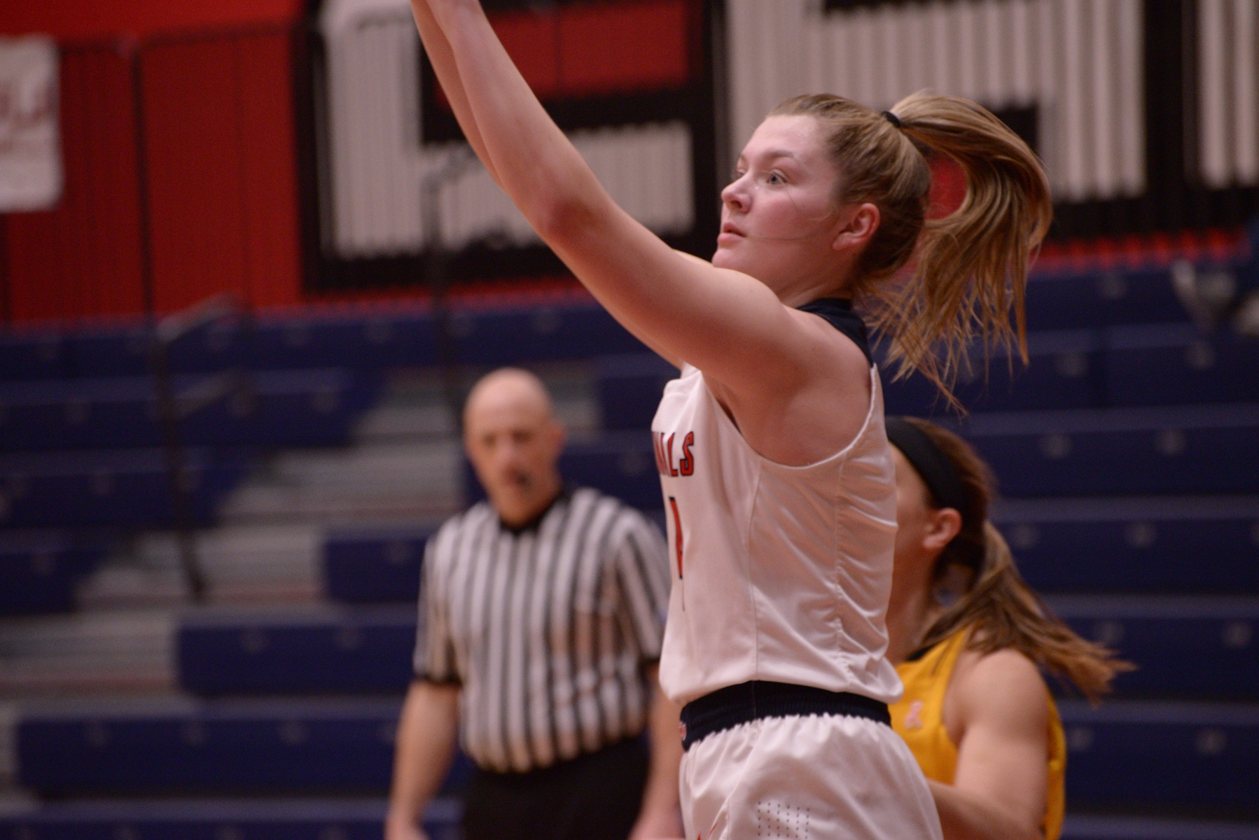 SVSU Women's Basketball Falls 66-52 to NMU Wildcats