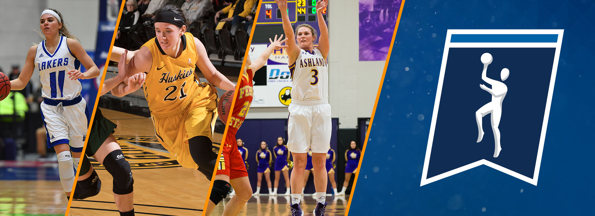 Three #GLIACWBB Programs Highly Ranked in First Region Rankings