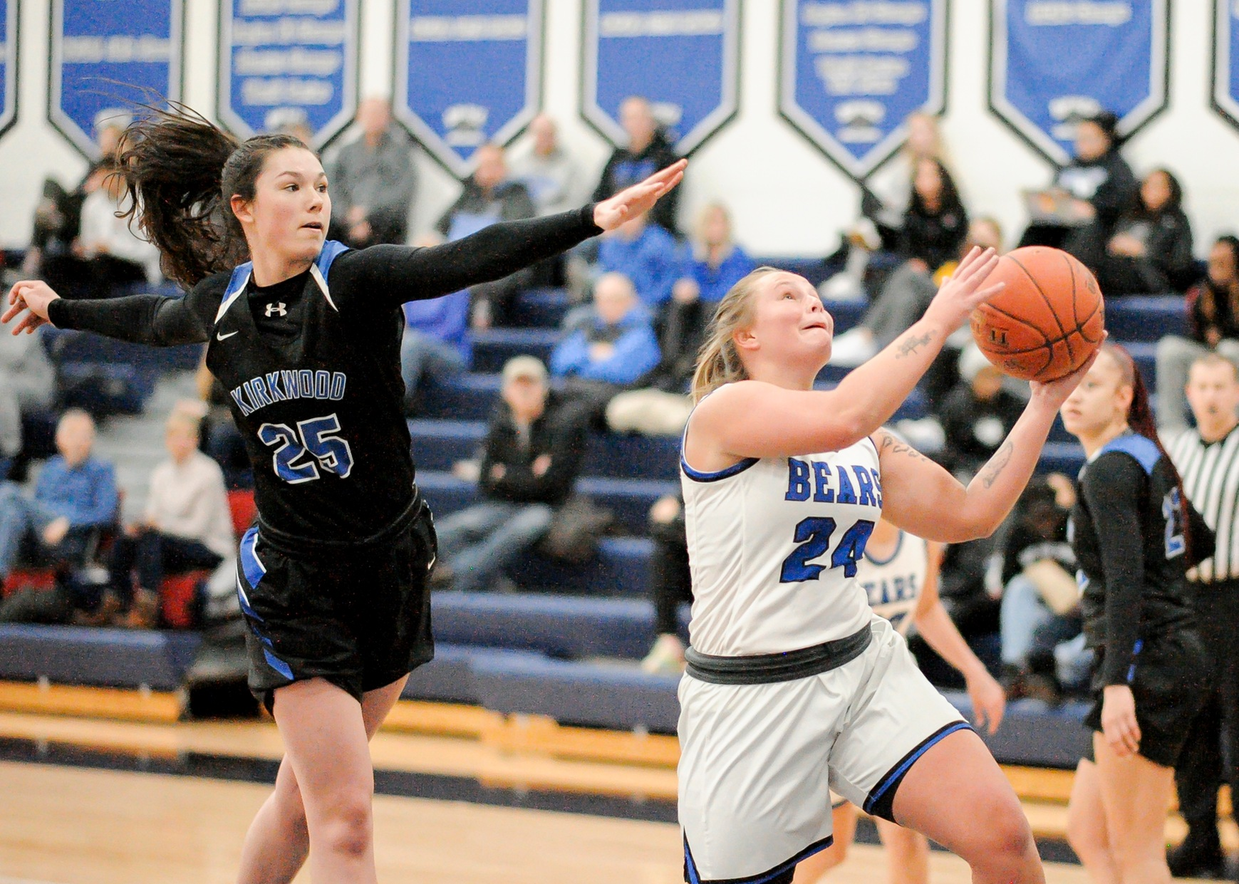 DMACC women's basketball team suffers 95-36 loss to KCC