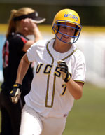 UCSB Falls to No. 2 UCLA 9-3 in the SDSU Campbell/Cartier Tournament