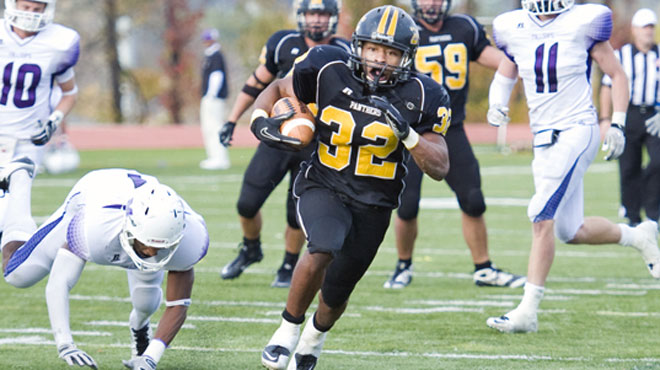 Birmingham-Southern's Morris Shatters SCAC Single-Game Rushing Mark