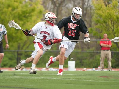 Englert named USILA DIII All-American