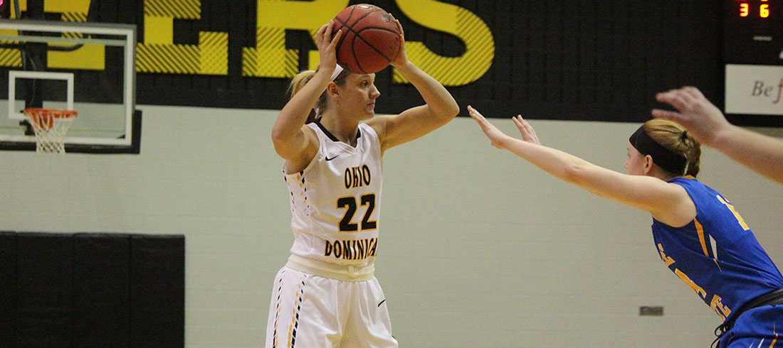 Women's Basketball Suffers Home Setback To Findlay
