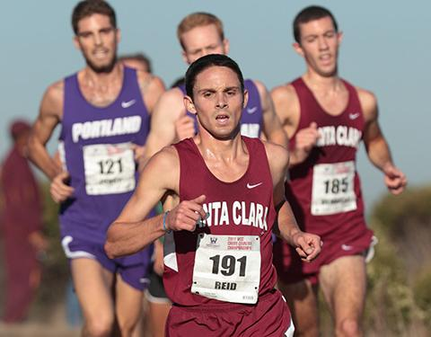 Men's Cross Country Runs To Program-Best Finish at NCAA West Regional Championship