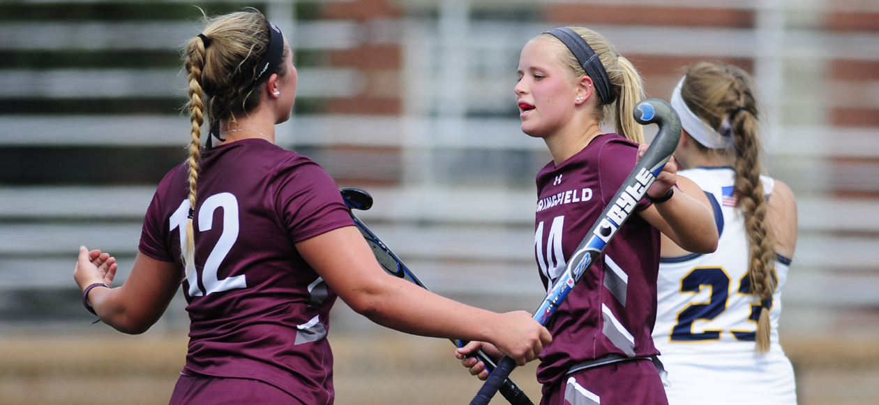 Field Hockey Rolls Past Salem State, 9-0