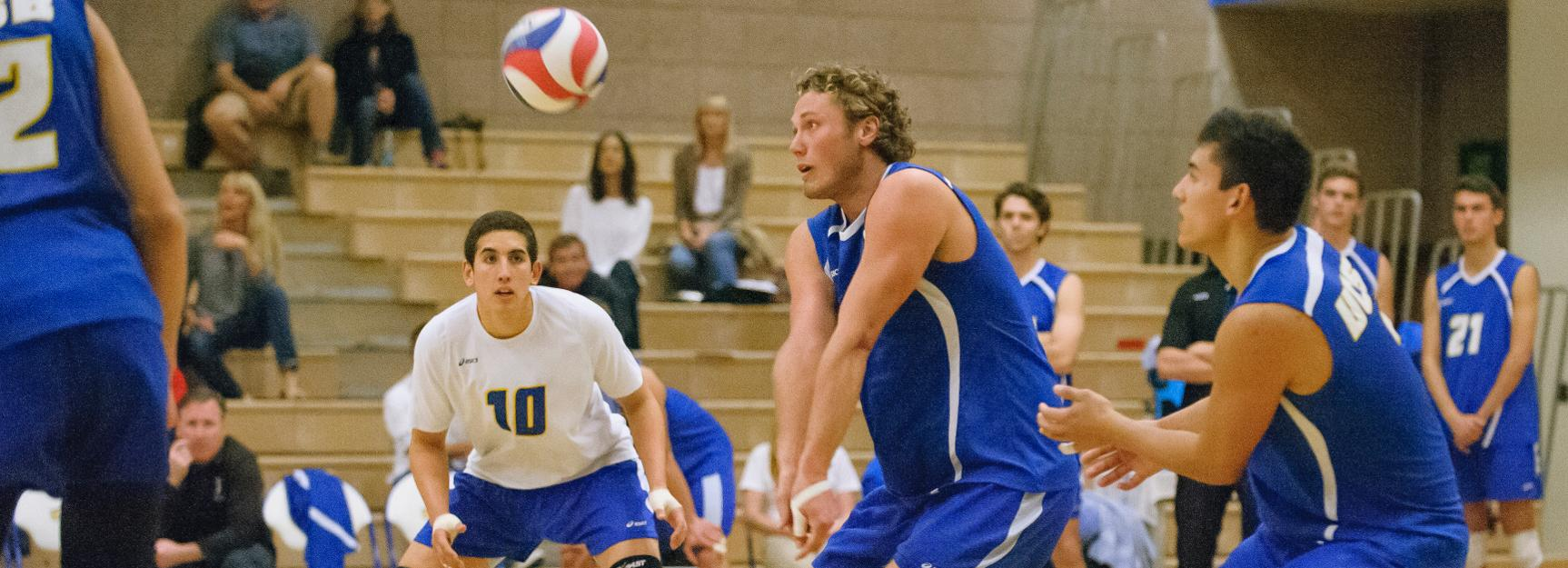 Nielsen Earns MPSF Player of the Week Honors