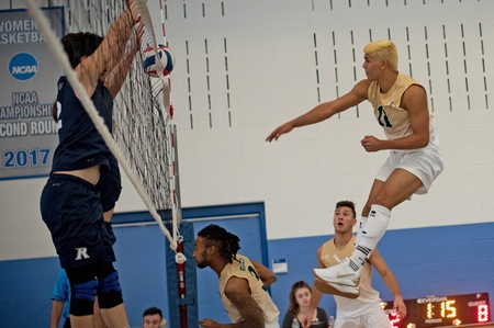Blazers Punch Ticket to Second Consecutive NECC Men's Volleyball Championship