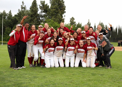 Athena Softball Excels In The Classroom