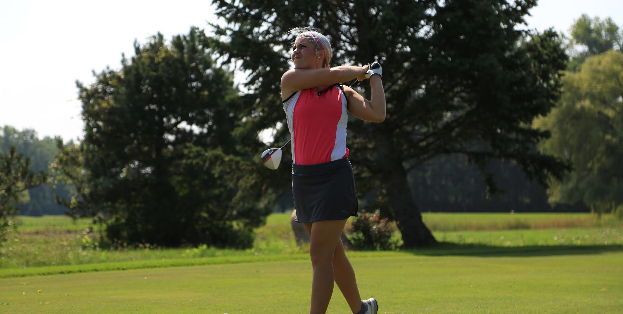 SVSU women sit in 8th after opening day of Northwood Invitational
