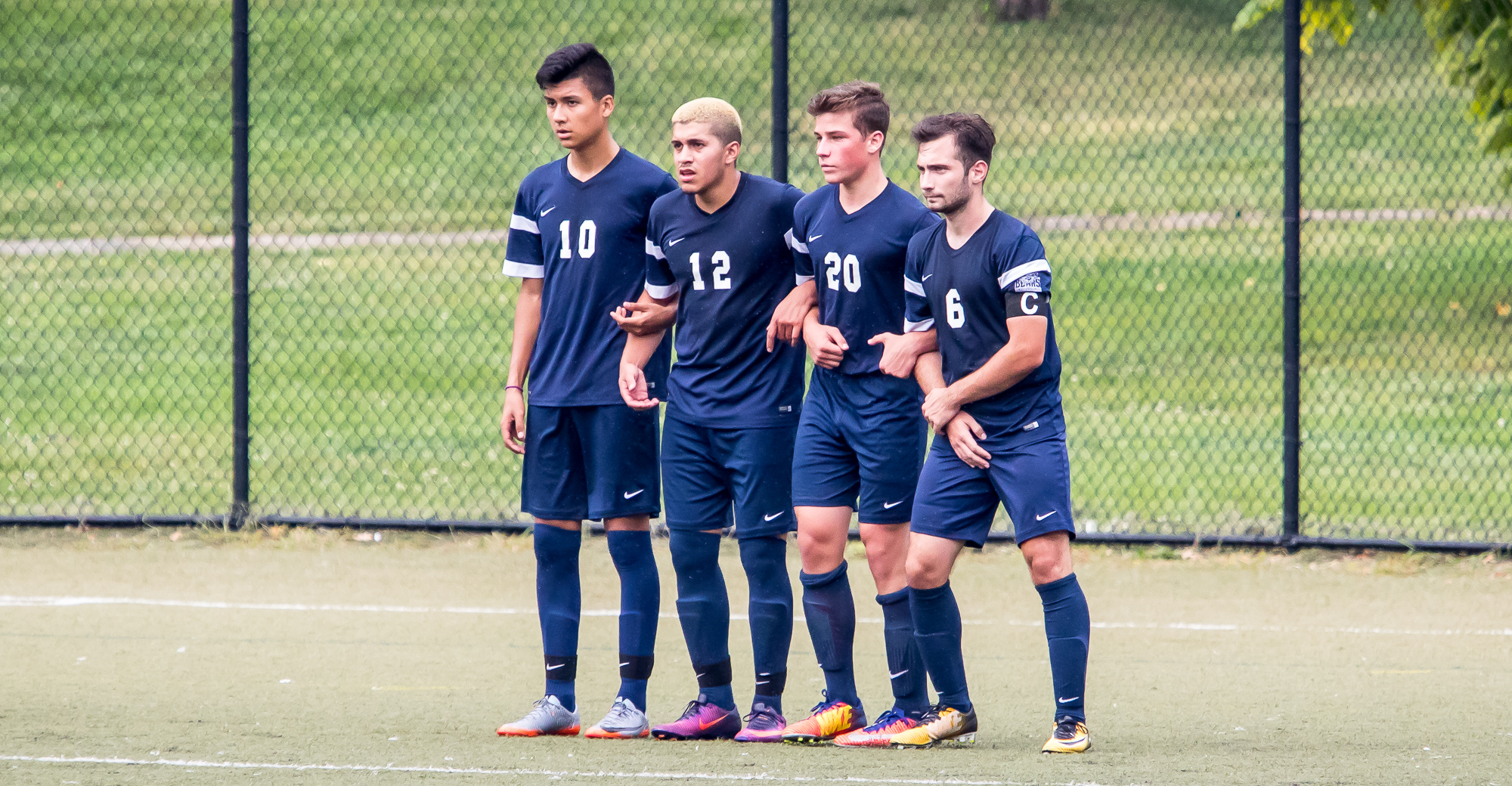 Baruch Shuts Out Men's Soccer in Non-Conference Showdown