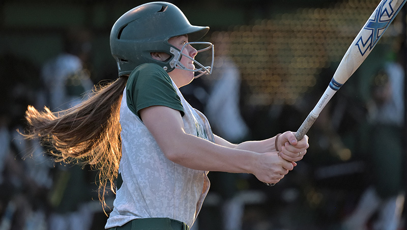 Richard Bland Sweeps Visiting Southern Maryland 8-0 (5), 11-0 (5)