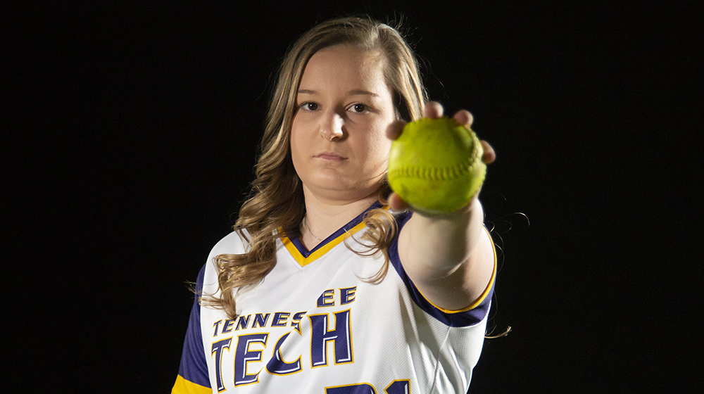 Tech softball takes up Chattanooga Challenge this weekend