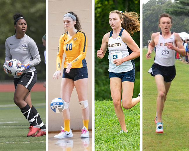 Handful of Golden Eagles Collect Skyline Weekly Awards