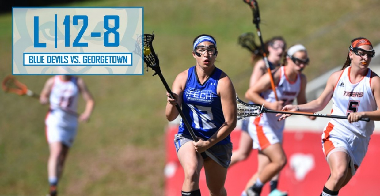Photo for #3 LTU Falls 12-8 to #2 Georgetown in NAIA Semifinal Game