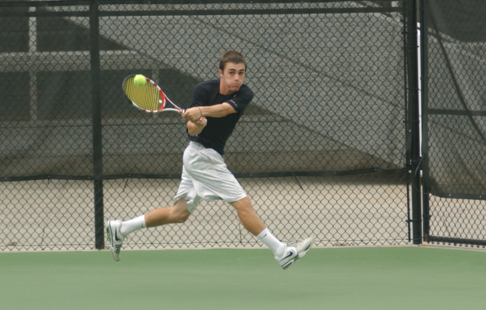 Emory Men's Tennis Falls To Amherst In NCAA D-III Quarterfinals