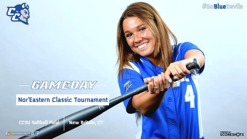 Saturday Games Cancelled, Softball Hosts Nor'Eastern Classic Sunday