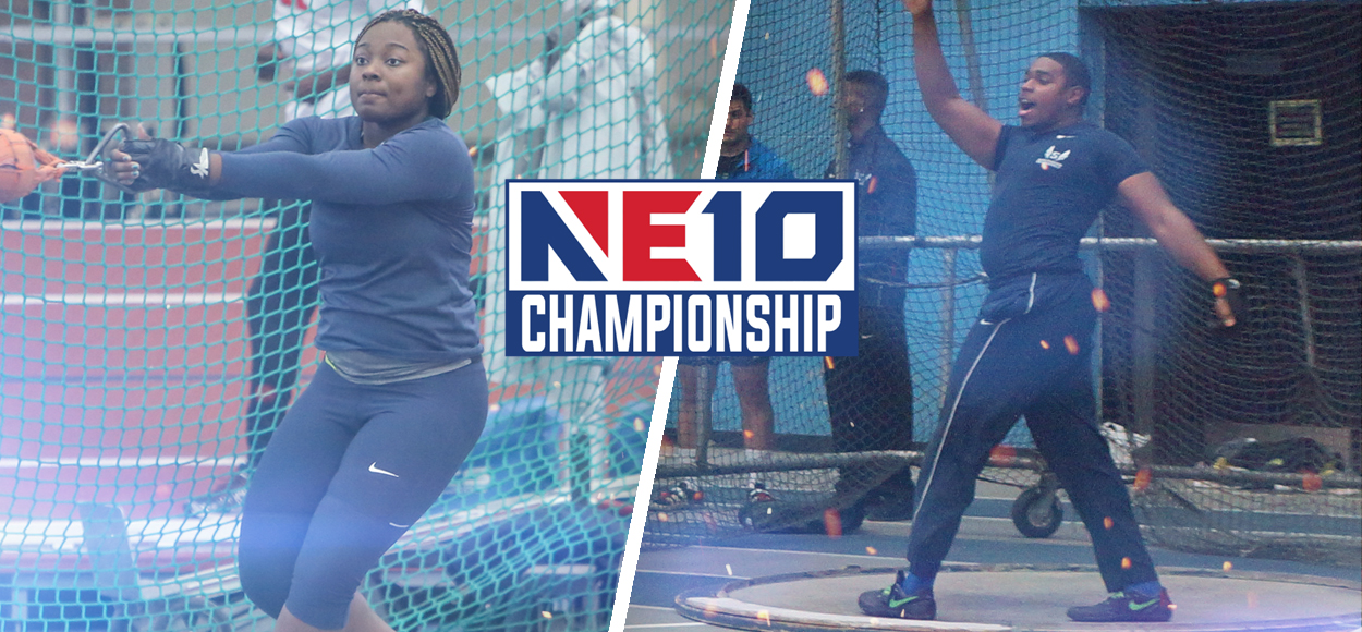 Owls' Men and Women Picked to Fly High at Saturday's NE10 Indoor Track & Field Championships