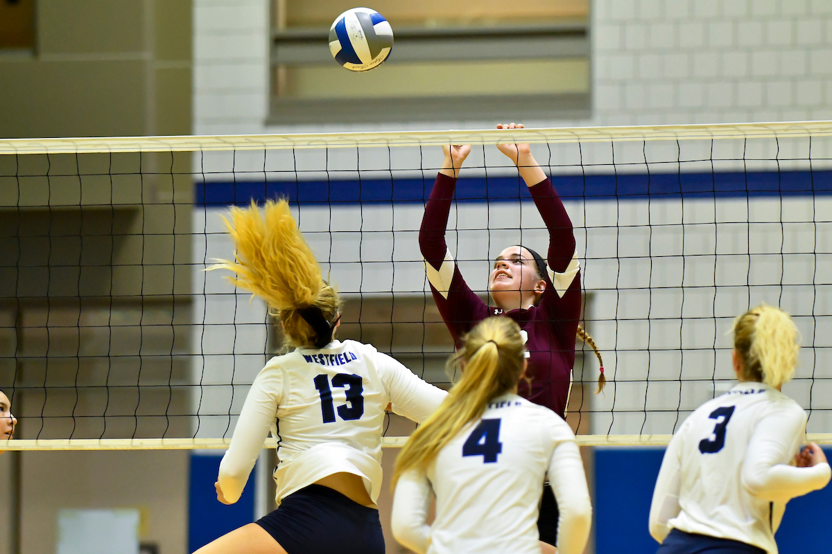 Wildcats Host Pioneers in Women's Home Volleyball Opener