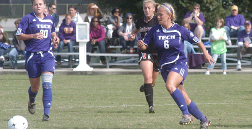 Golden Eagles drop conference opener; Morehead takes the 2-0 victory