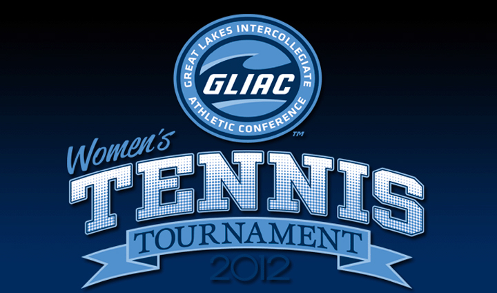 Women's Tennis Ends Up Fourth In GLIAC Tournament
