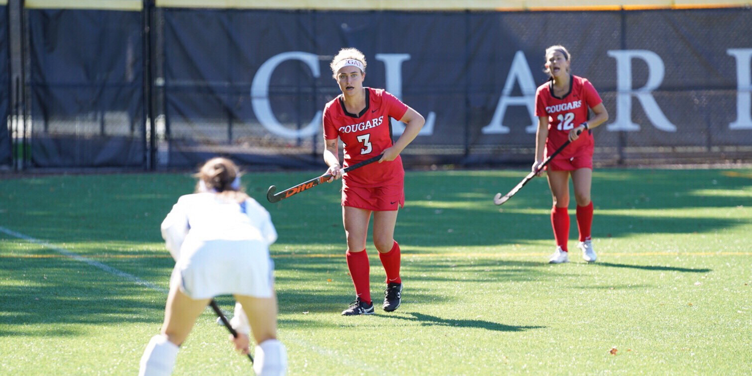FH: Cougars Edged by WPI, 1-0 in NEWMAC Tilt
