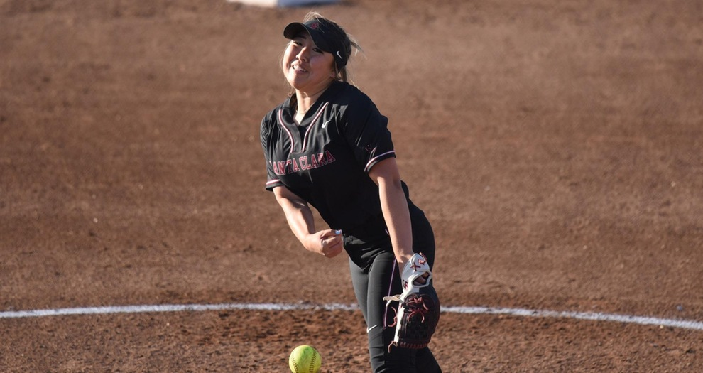 Softball Falls in Tight Game with Cal