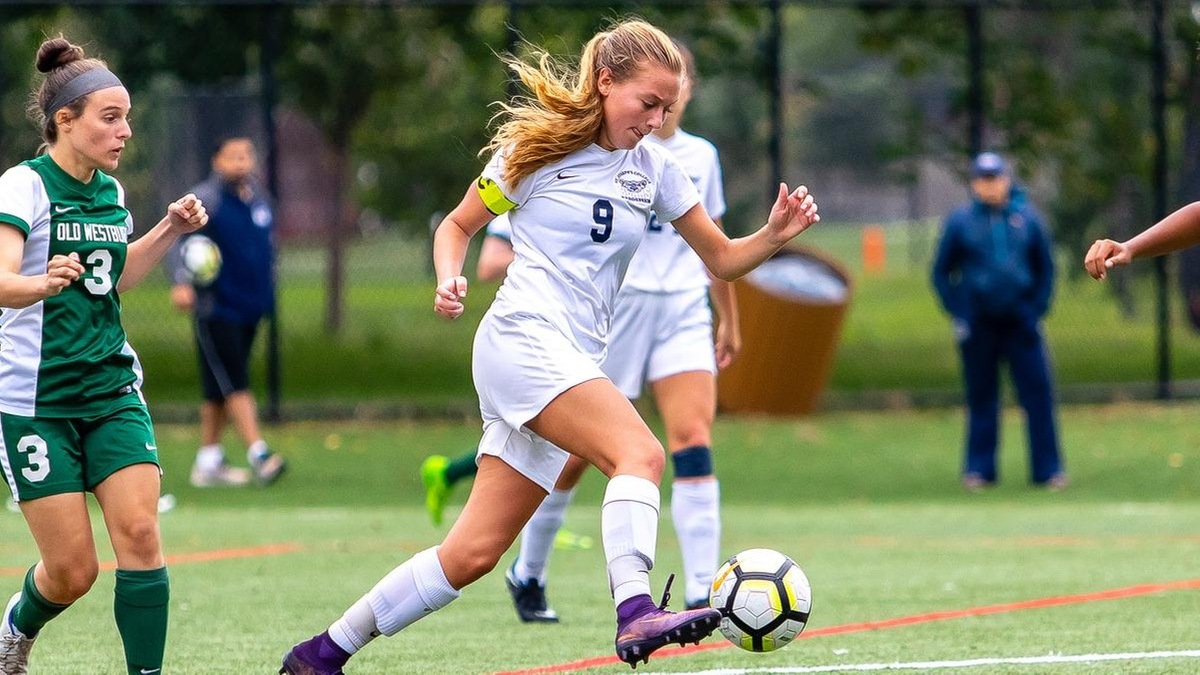 Sequiera Ties Program Goal-Scoring Record as Women's Soccer Powers Past Gallaudet in Season Opener