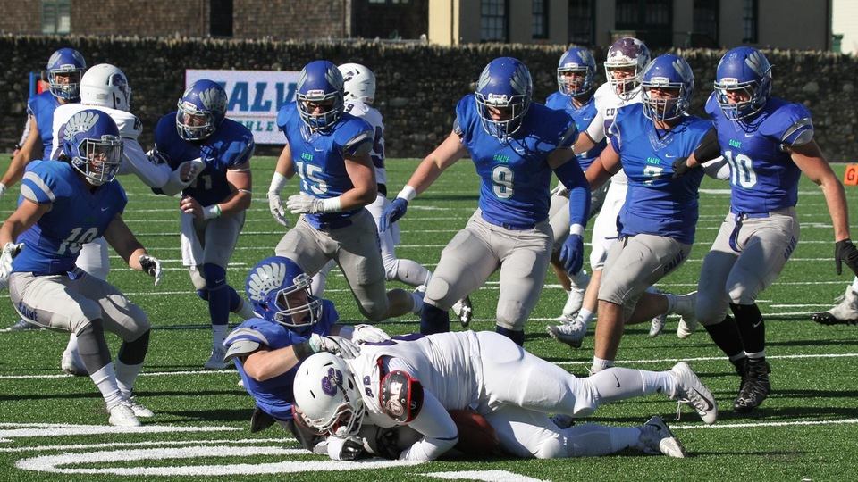 Colonels top Seahawks in regular season finale