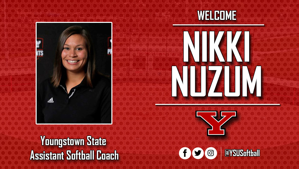 Dominique Nuzum Named Assistant Softball Coach