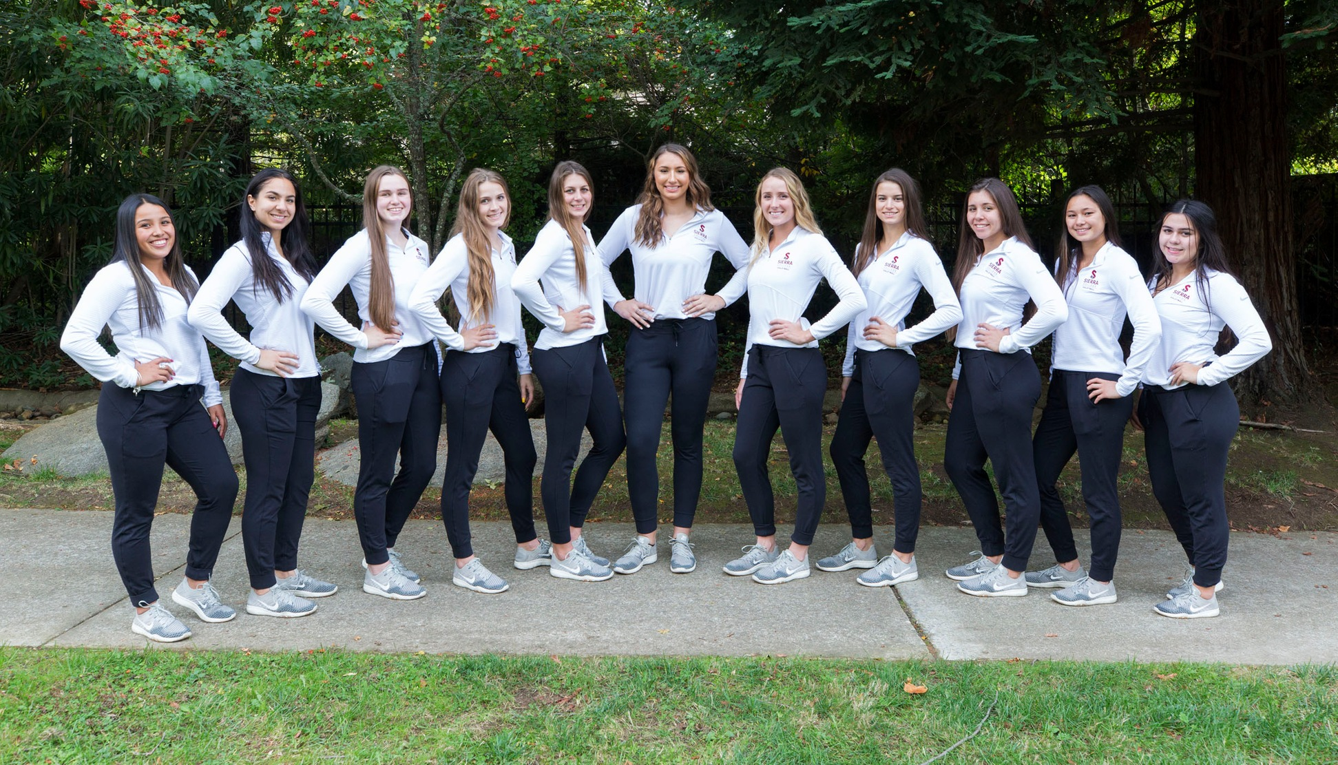 2018 Womens' Volleyball Team