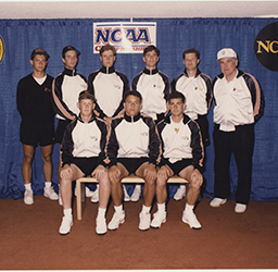 1991 Kalamazoo College Men's Tennis Team