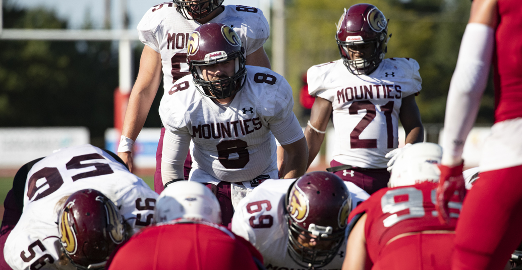 Mounties fall short at Acadia
