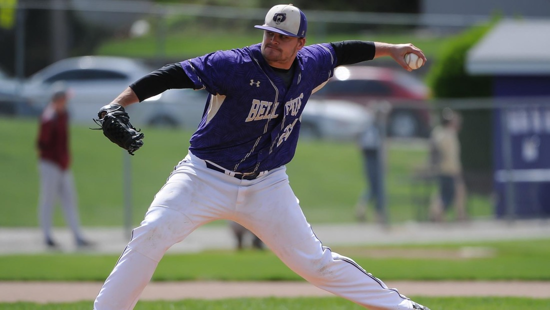 Zach Wilson fired a four-hit shutout to secure a series sweep over Waldorf