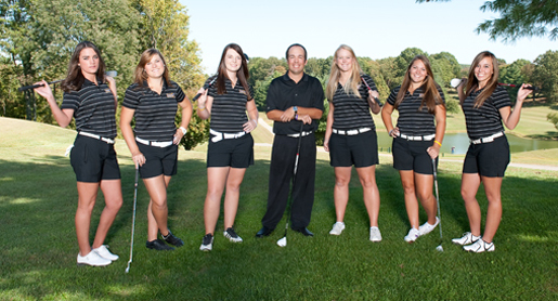 Tech gets early start Sunday at OVC Women's Golf Championship
