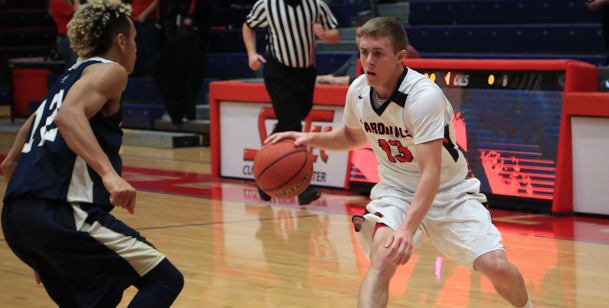 Daniels Nets 32 in SVSU's 104-65 Victory Over Grace Bible