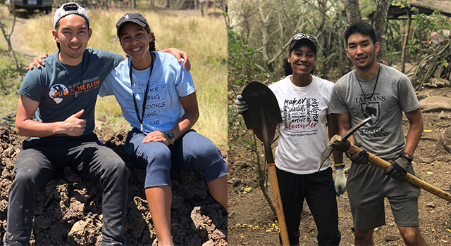 Carnegie Mellon Track & Field Student-Athletes Serve Nicaragua Communities