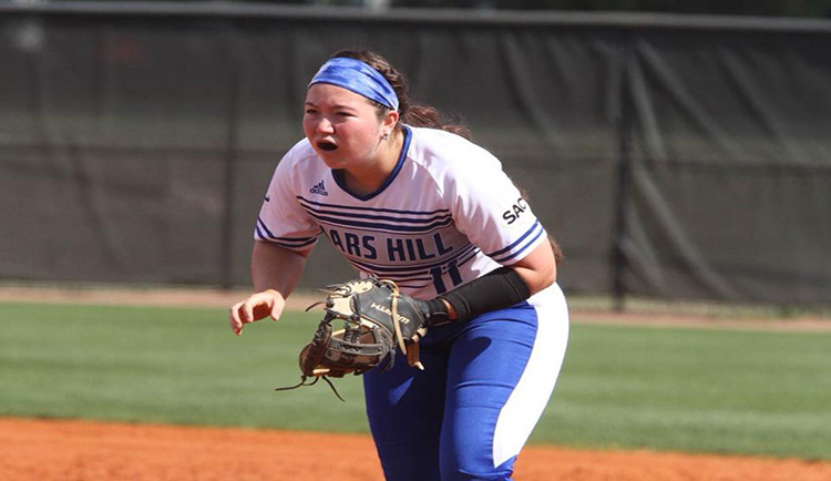 Mars Hill earns split with Winston-Salem State in home opener