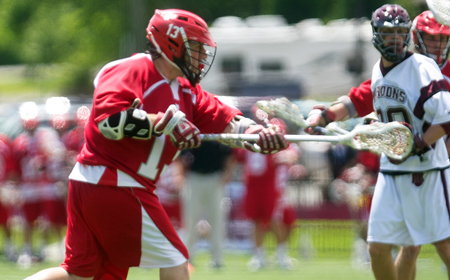 Lynchburg Tops ODAC Men's Lacrosse Poll