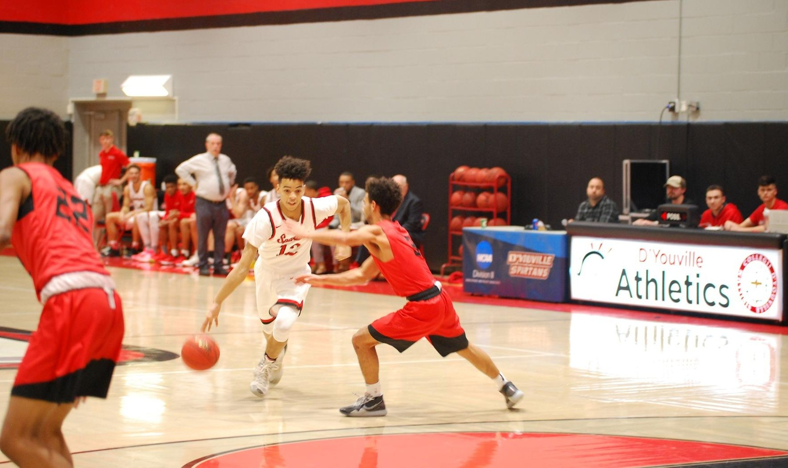 Men's Basketball Falls to Hilbert in Conference Opener