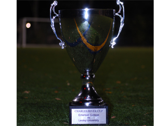 Emerson retains Charles River Cup with 1-0 victory