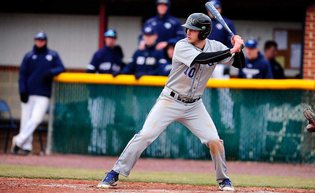 Baseball Battles Guilford in Season-Opening Doubleheader