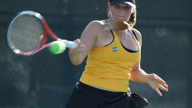 WOMEN'S TENNIS CLIPPED AT NO. 9 RANKED CAL