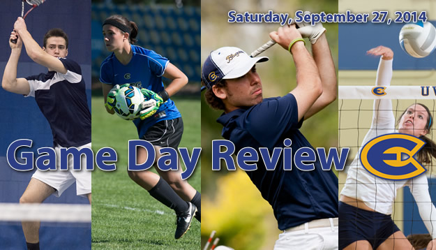 Game Day Review - Saturday, September 27, 2014