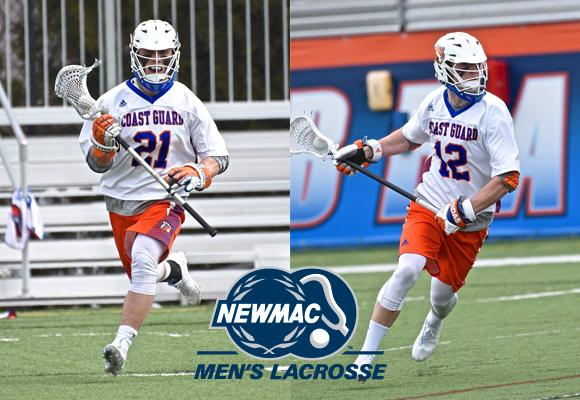 McNulty, Cashin Sweep Weekly NEWMAC Awards