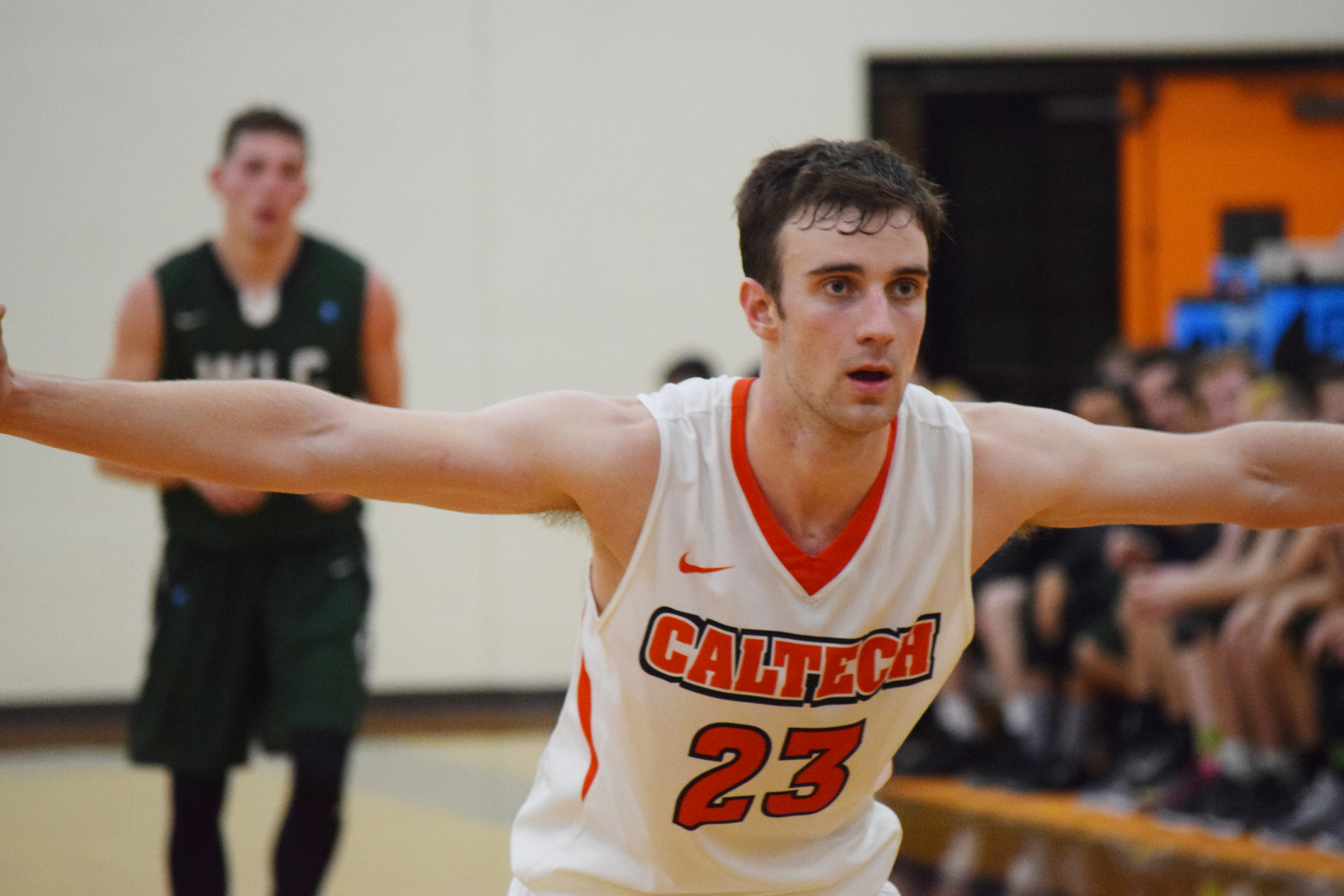 Cahill, Wang Hit Double-Figures Against Carthage