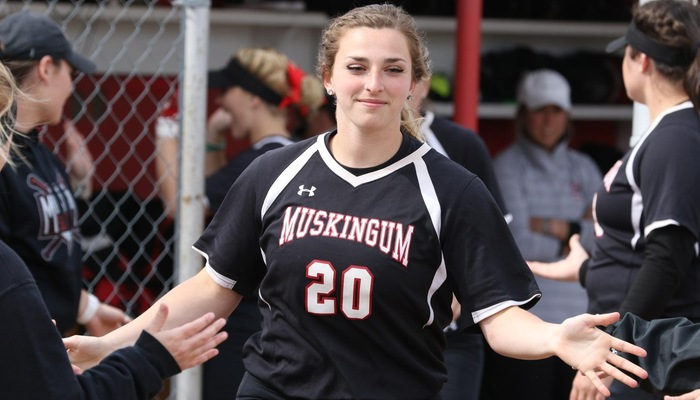 Muskingum Softball earns 10th consecutive win against OWU
