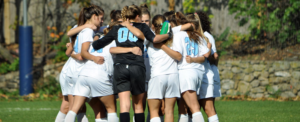 PREVIEW: Women's Soccer Meets Monks Again in GNAC Semifinal
