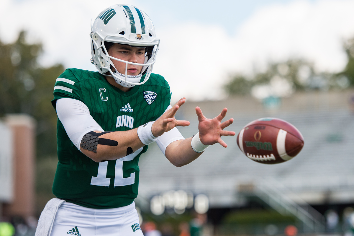 Ohio Football vs. Bowling Green | Postgame Notes