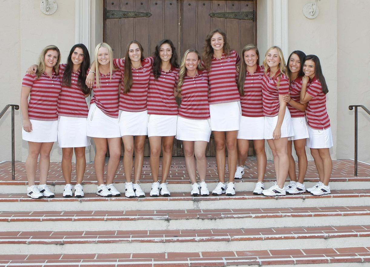 SCU Golf: Five Broncos In Action Monday on Central Coast